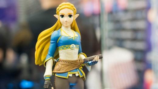 Zelda de Breath of The Wild !