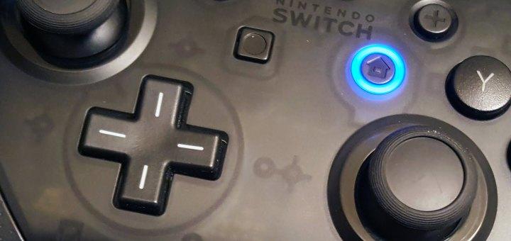 Nintendo Switch Led de Notification