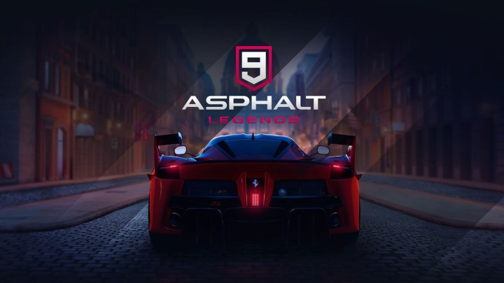 Asphalt 9 Legends sur Nintendo Switch
