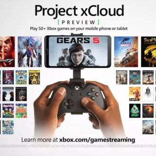 Le Project xCloud est enfin là !