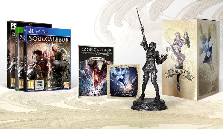L'édition collector de SoulCalibur VI