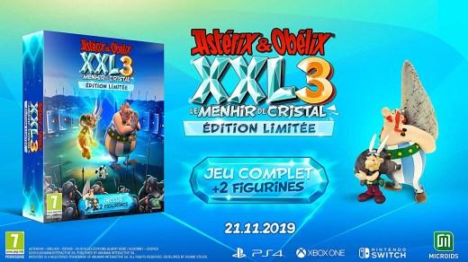 Asterix & Obelix XXL3