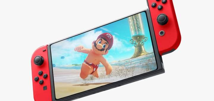 Nintendo Switch Pro 1080p