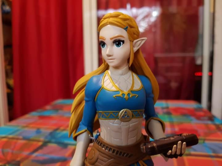 Visage de la Figurine Zelda Breath of The Wild First4Figures