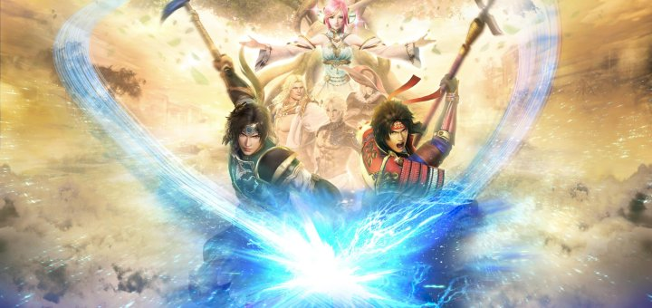 Le charadesign de Warriors Orochi 4 est juste sublime.