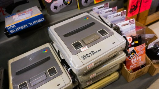 Des Super Nintendo au Super Potato !