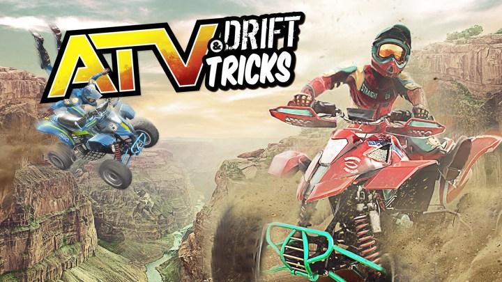 ATV Drift & Tricks sur Nintendo Switch