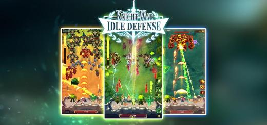 Knight War Idle Defense Pro