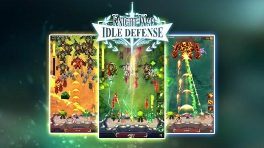 Knight War Idle Defense Pro