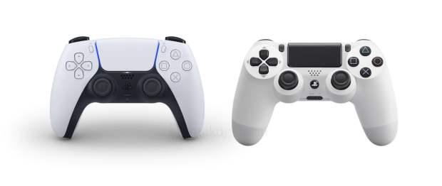 PS5 controller vs PS4 Controller