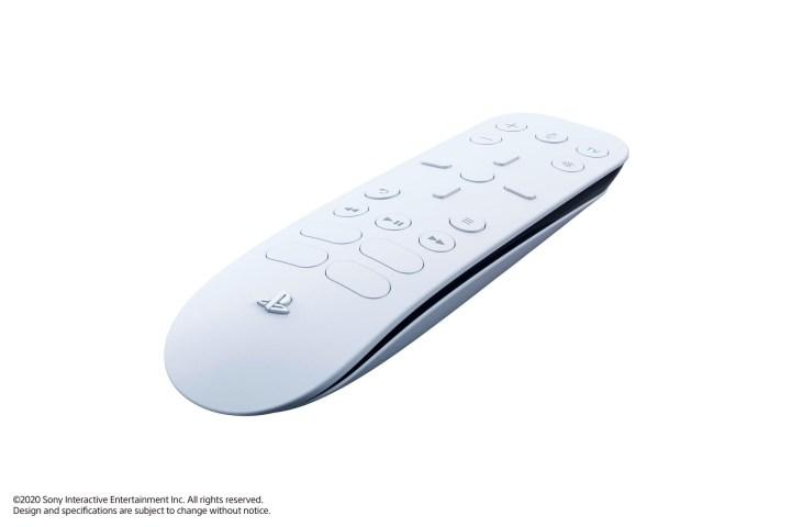 Télécommande PS5 (Media Remote)