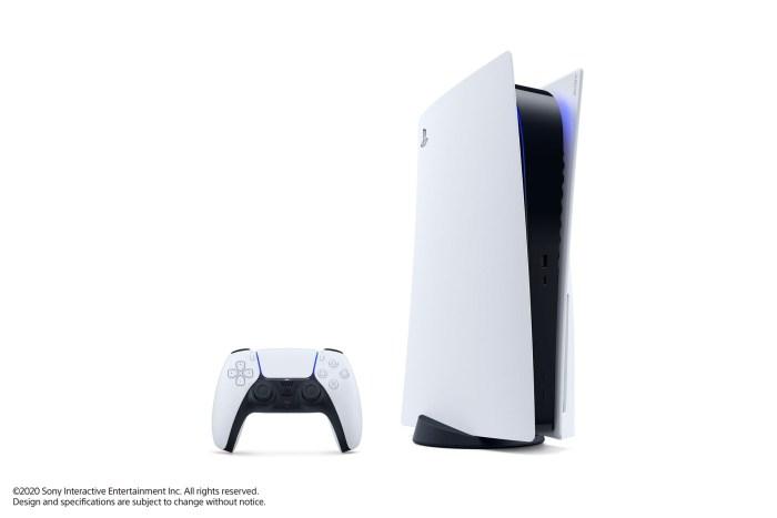 PS5 avec lecteur Blu Ray