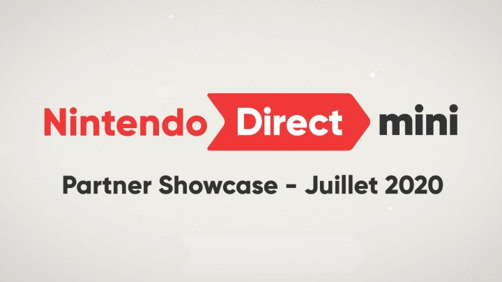 Nintendo Direct Mini 20 juillet 2020