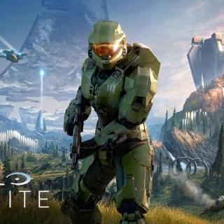 Halo Infinite sur Xbox One et Series X
