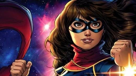 Ms Marvel fait parti des héros jouables de Marvel's Avengers