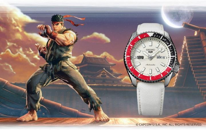 La montre Seiko Ryu