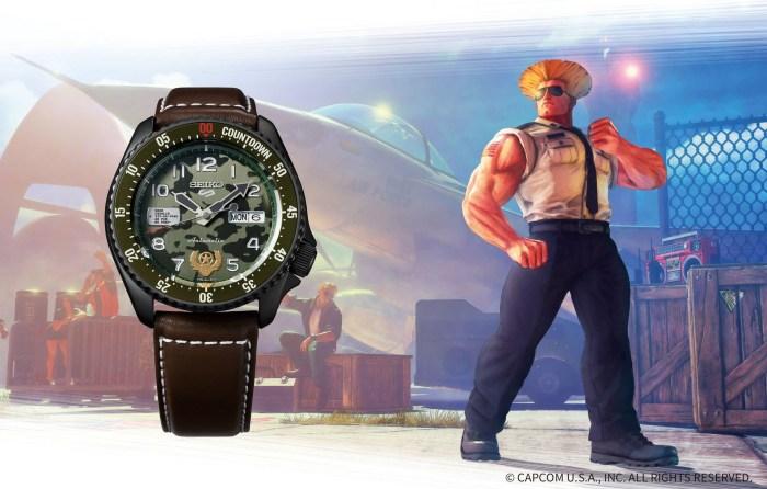 La montre Seiko Guile