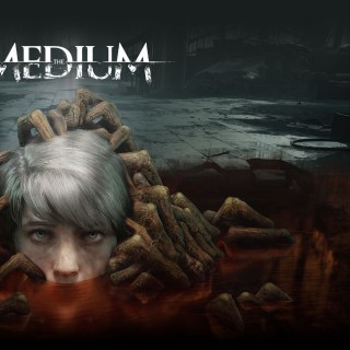 The Medium sur Xbox Series X