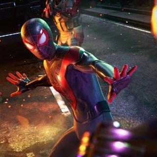 Le nouveau Spider-Man sur PS5 !