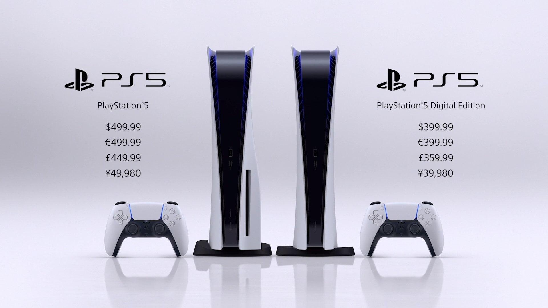 Prix de la PS5 en France
