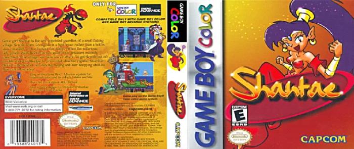Shantae sur Game Boy