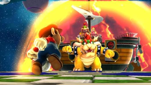 Super Mario Galaxy est toujours aussi magnifique.