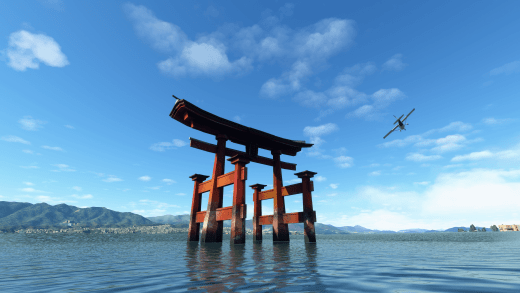 Avis #31 : Japan World Update de Flight Simulator, le grand retour !