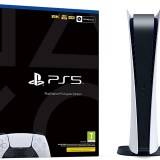 PS5 Digitale Edition