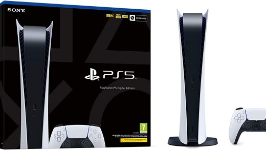 PS5 Digitale Edition