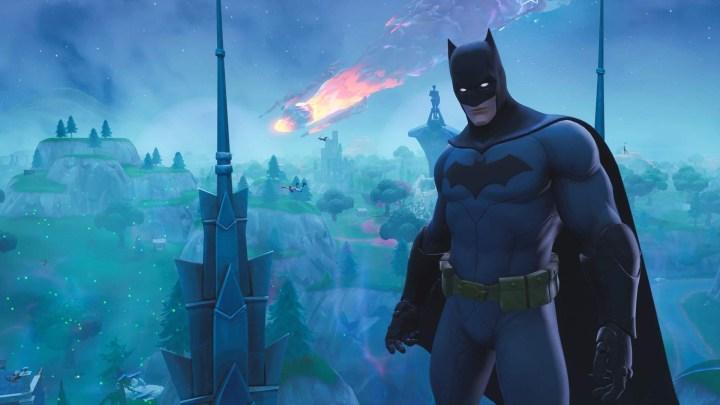 Batman serait de retour dans la prochaine saison de Fortnite !