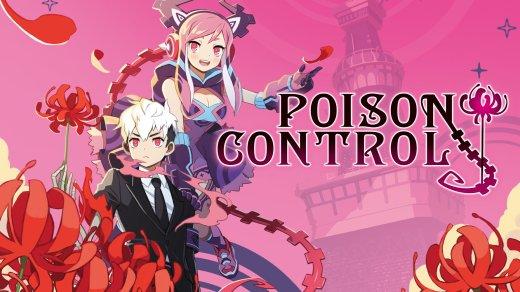 Poison Control sur PS4