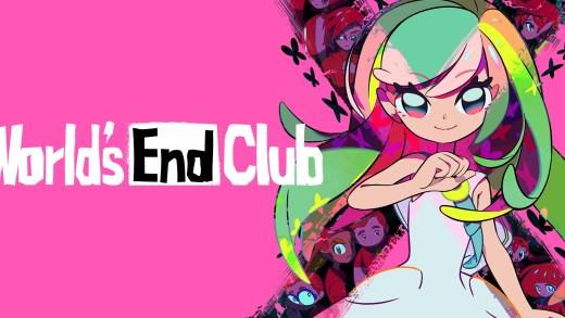 Test : World's End Club sur Nintendo, le visual novel des créateur de Danganronpa !