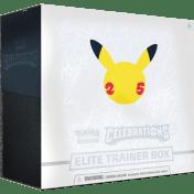 Collection Pokémon Célébration TCG cartes (5)