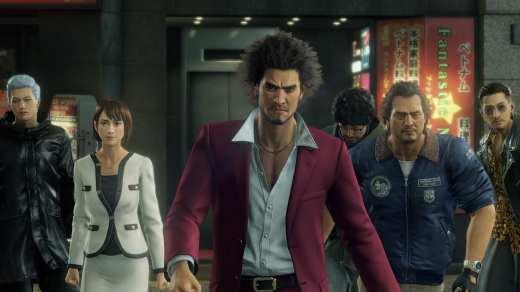 Yakuza Like a dragon vous donne accès à la version PS5 du jeu !