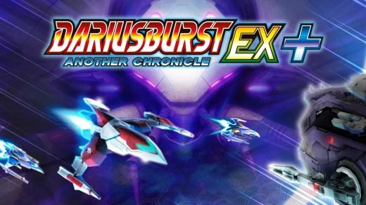 Dariusburst: Another Chronicle EX+