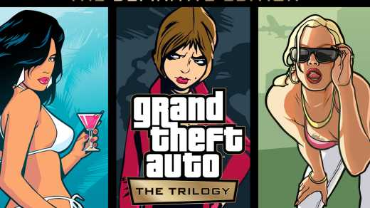 GTA The Trilogy Definitive Edition