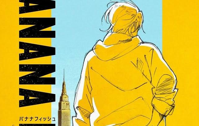 Anime Banana Fish tung PV cùng hình ảnh mới