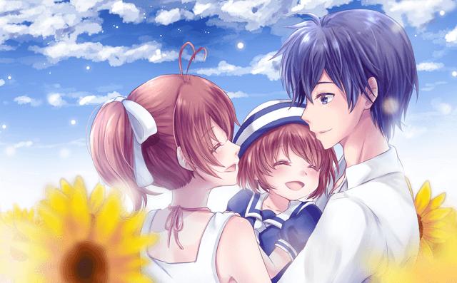 Top 10 Anime lãng mạn hay nhất