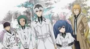 6 Anime tương tự Tokyo Ghoul:re