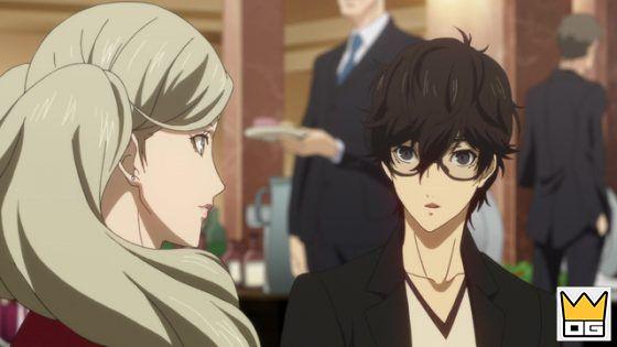 6 Anime tương tự Persona 5 The Animation