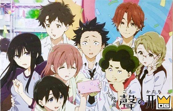 Top 10 Anime hay nhất của Kyoto Animation