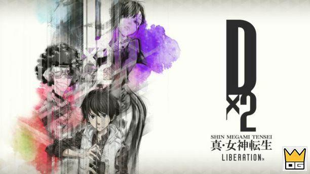 Shin Megami Tensei: Liberation Dx2 ra mắt bản toàn cầu