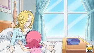 5 người mẹ tuyệt vời nhất trong One Piece