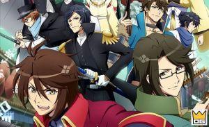 Anime Bakumatsu tung đoạn PV mới thứ 2