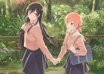 Anime Yagate Kimi ni Naru tung visual mới ấn định ngày ra mắt