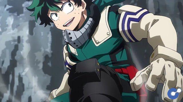 My Hero Academia season 4 sẽ lên sóng vào mùa hè 2019