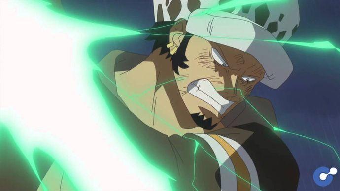 11 chiêu thức cực kỳ bá đạo của Law trong One Piece