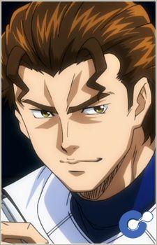 Chris Yuu Takigawa (Diamond no Ace)