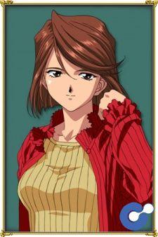 Kaede Fujieda (Sakura Taisen: Katsudou Shashin)