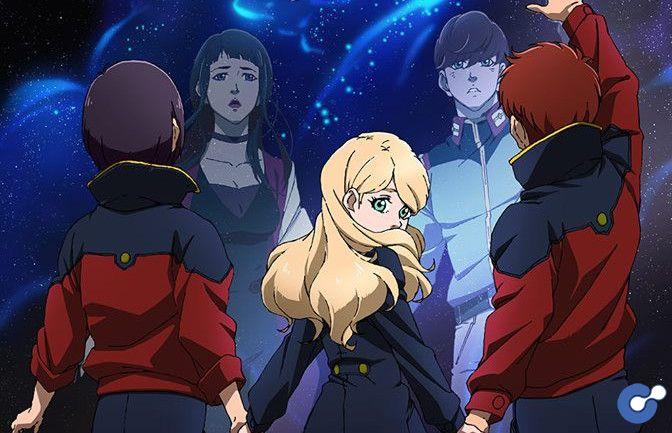 Movie Mobile Suit Gundam NT tung visual mới ấn định ngày ra rạp